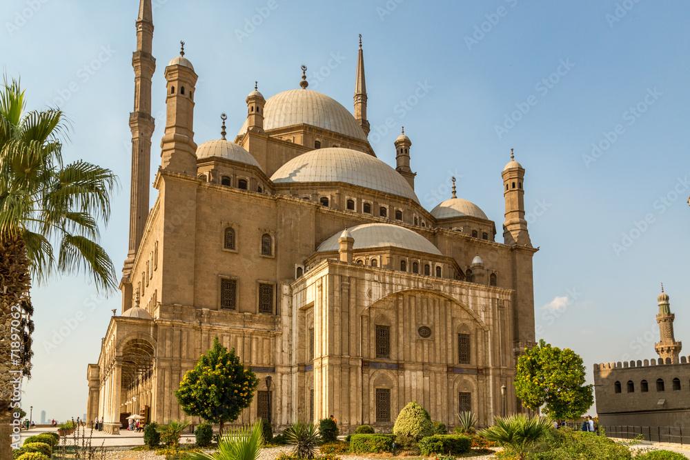 Fotografie, Obraz Cairo Citadel