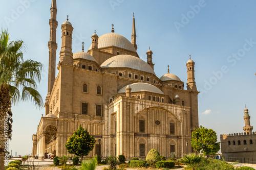 Cairo Citadel Canvas Print