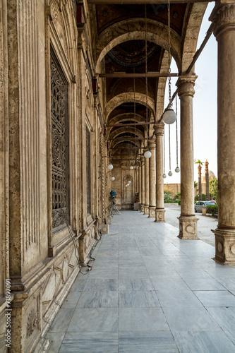 Obraz na plátně Cairo Citadel