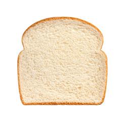 Kriška kruha izolirana