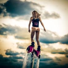 Flyboard Girl