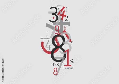 Fotografering  Matemática