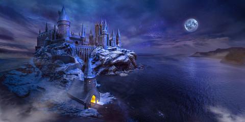 ponoćni dvorac