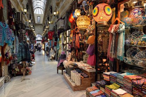 Photo Grand Bazaar / Kapalıçarşı, Istanbul, Turkey.