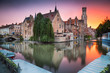 canvas print picture - Bruges
