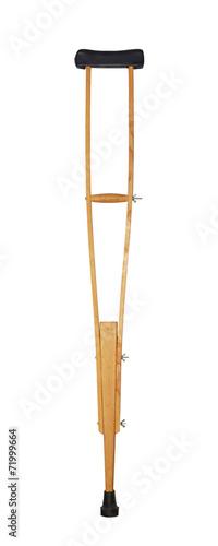Fényképezés crutch isolate picture