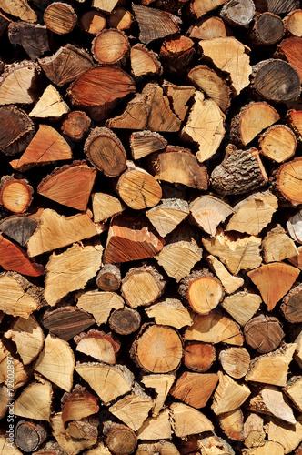 Photographie firewood logs