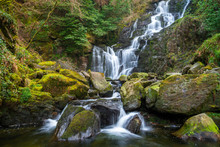 Torc Waterfall In Killarney Na...
