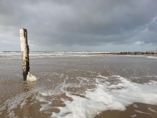 Am Strand von Domburg