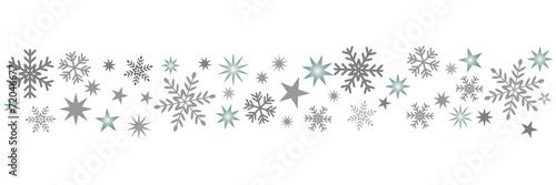 Obraz Schnee Muster - fototapety do salonu