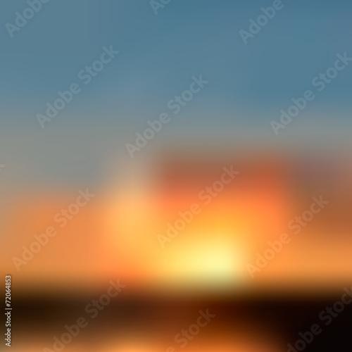 Fototapeta Natural background blur obraz na płótnie