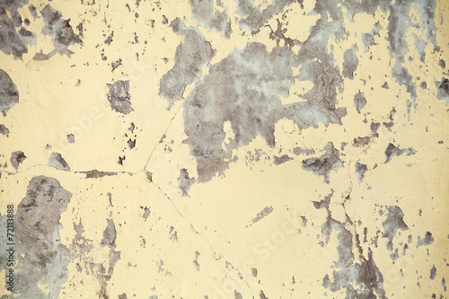 Fototapety, obrazy: Grungy background texture, gray concrete wall