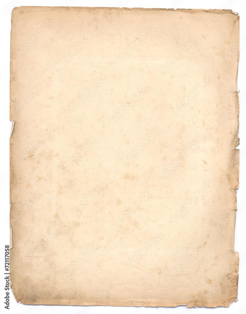 stary papier - obrazy, fototapety, plakaty