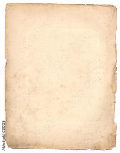 Obraz stary papier - fototapety do salonu