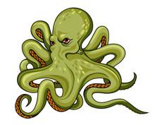 Danger Octopus