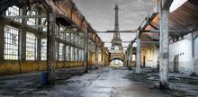 Paesaggio Di Parigi Post Apoca...