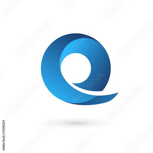 Photo  Letter Q logo icon design template elements