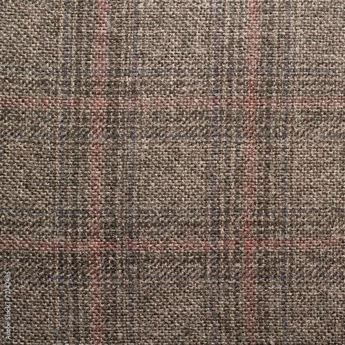 Photo Tweed jacket fragment