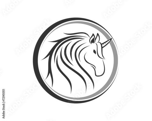 Fototapety, obrazy: Unicorn