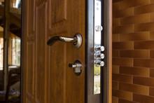 New Steel Three Bolt Door Lock