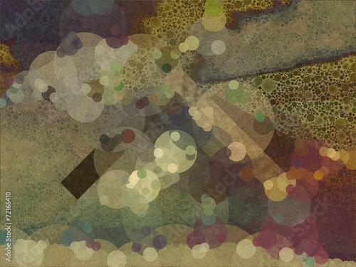 Fotografie, Obraz  Abstraction