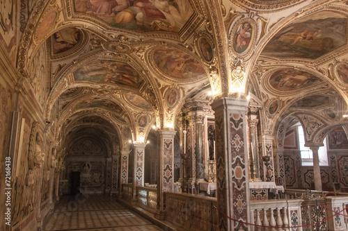 Stampa su Tela Cathedral (duomo) in Salerno
