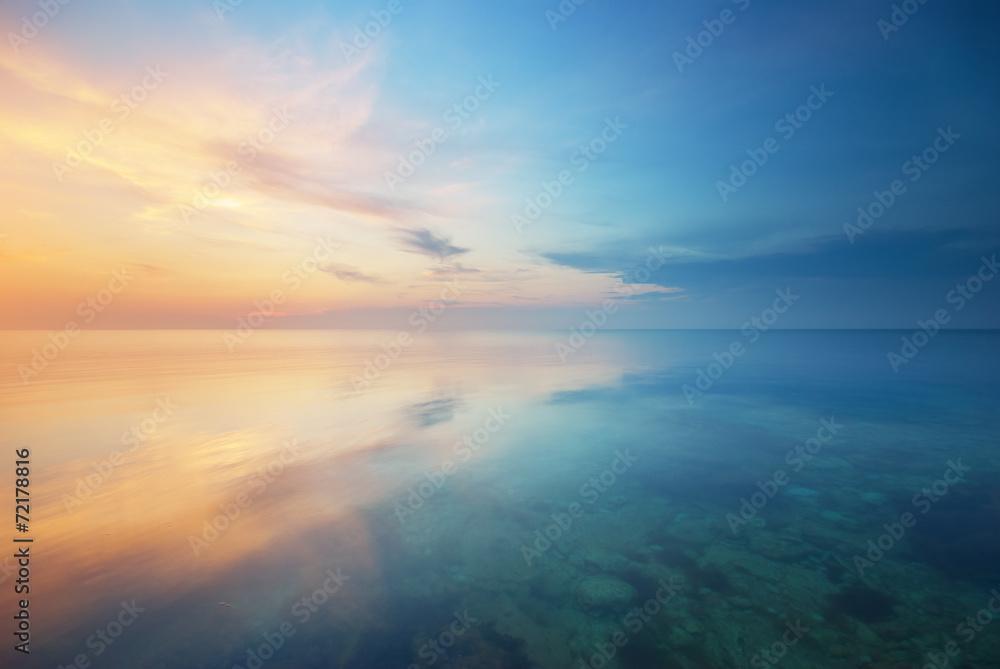 Fototapety, obrazy: Beautiful seascape.