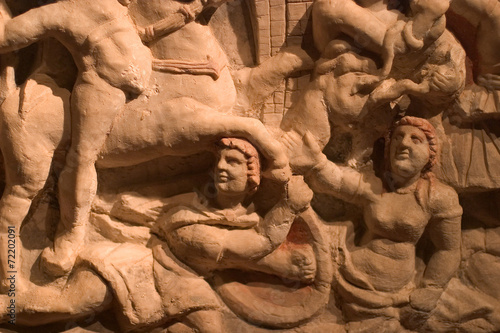 Foto op Plexiglas Xian museo archeologico nazionale siena civiltà degli etruschi