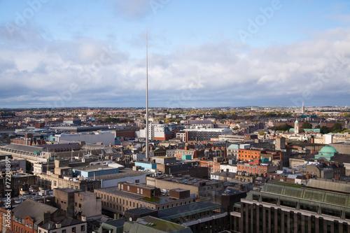 Stampe  Dublin Skyline