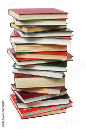 Fotografía  Stack of books