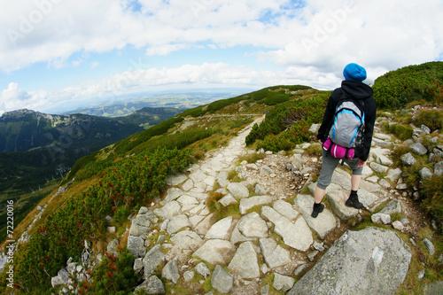 Foto op Plexiglas Alpinisme Tatry