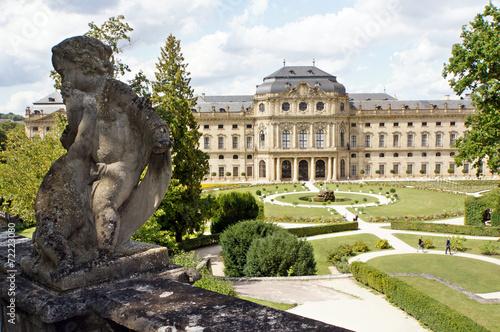 Foto  Residenz Würzburg