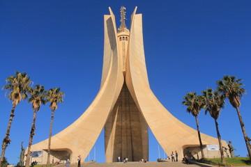 Spomenik mučenika u Alžiru, Alžir