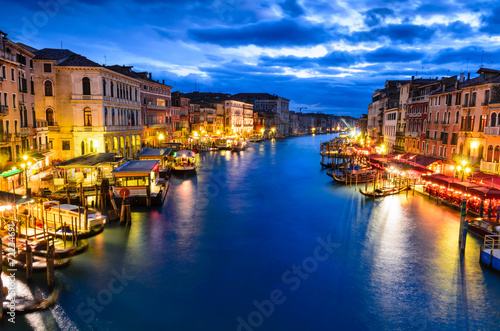 Photo sur Toile Bestsellers Grand Canal, Venice, Italy