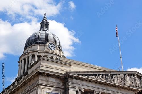 Valokuva  City Hall, Nottingham © Arena Photo UK