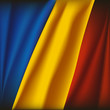 romania flag illustration