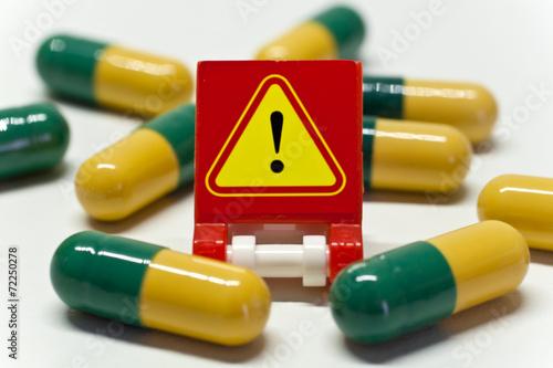 Fotografia  Farmaci pericolosi