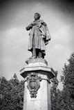 Warsaw - Adam Mickiewicz statue - 72257241