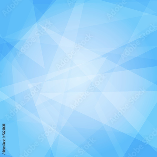 Wall mural - Abstract geometric outline background