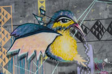 Fototapeta graffiti Valparaiso 48