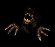 Monster In Dark