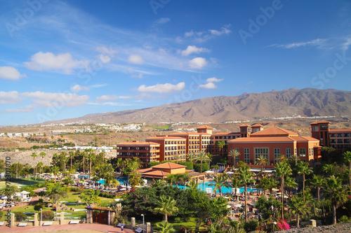 Foto op Aluminium Tunesië travel, vacation in the Canary Islands