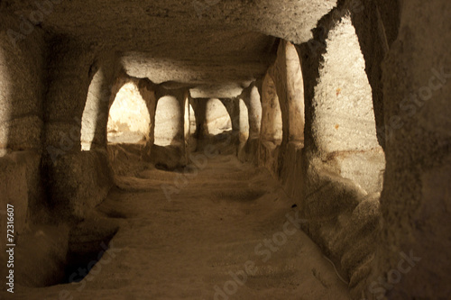 Tablou Canvas Catacombs