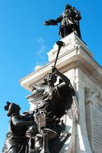Samuel De Champlain Statue In ...