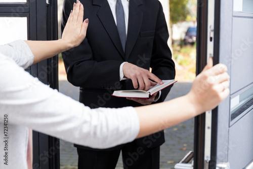 Fotografie, Obraz  Jehowah's witness