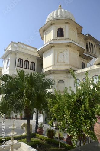 Photo  City Palace d'Udaipur