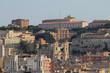 City on hill. Cagliari, Sardinia