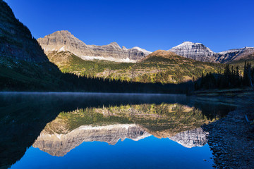 fototapeta USA Glacier Park