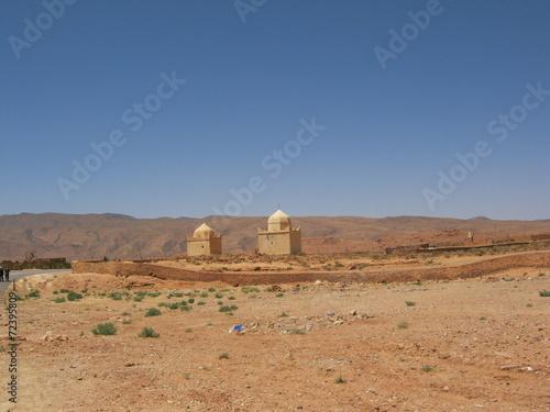 Deurstickers Algerije Kouba2