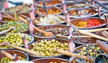 Mediterranan Olives